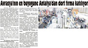 Antalya Ekonomi Gazetesi
