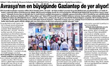 Gaziantep Sabah Gazetesi