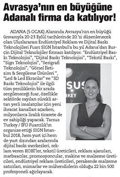 Adana 5 Ocak