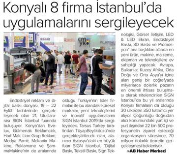 Anadolu'da Bugün