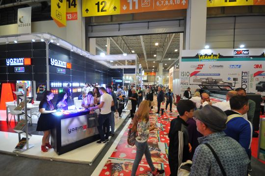 SIGN Istanbul 2019: Record Increase in Overseas Buyers