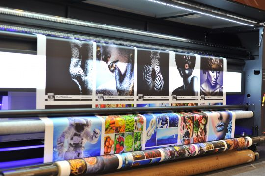 The Fair presents exciting opportunities for the industrial advertising and printing industry